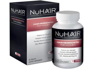 Natrol, NuHair Regrowth for Women 60 Tablets