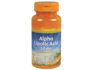 Alpha Lipoic Acid 50mg - 90 - Tablet