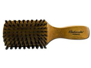 Ambassador Hairbrushes, Beechwood Men's Paddle 5125 1 Hairbrush