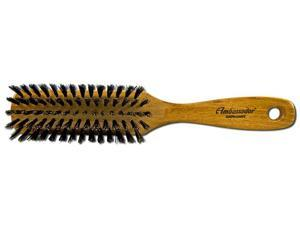 Ambassador Hairbrushes, Wood Hairdrying 5200 1 Hairbrush