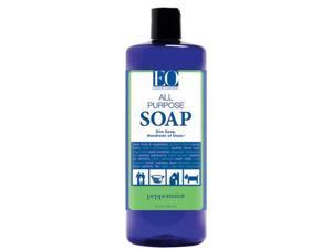 EO Products, All Purpose Soap Peppermint 32 fl oz