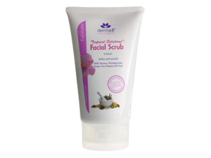 Tropical Solutions Facial Scrub 4 Ounces