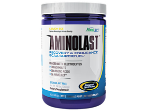 Amino Last 30 Servings Lemon Ice