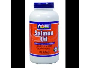 Salmon Oil, 1000 mg - Now Foods - 250 - Softgel