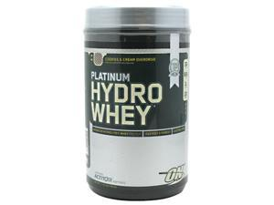 Platinum Hydrowhey Protein, Cookies & Cream, 1.75 lbs, From Optimum