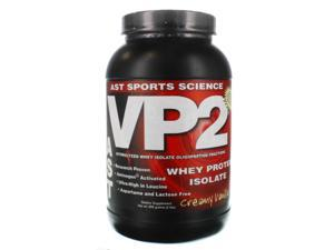 VP2, Whey Protein Isolate, Vanilla, 2 lbs, From AST