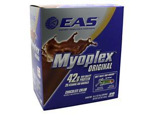 Myoplex Chocolate Cream - EAS - 20 - Packet