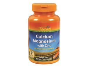 Calcium Magnesium with Zinc - Thompson - 90 - Tablet
