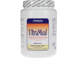 Metagenics, UltraMeal  Natural Vanilla 21.5 oz.