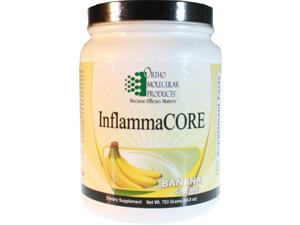 Ortho Molecular Products, InflammaCore Banana Creme 703g