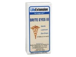 Brite Eyes III - Life Extension - 5 ml (2) - Liquid