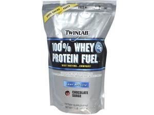 Twinlab, 100% Whey Protein Powder Chocolate Zipper Pouch 1 lb