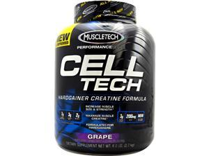 Performance Series Cell-Tech Grape - Muscletech - 6 lb - Powder
