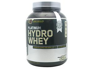 Optimum Nutrition, Hydrowhey Turbo Chocolate 3.5 lbs (1590 g)