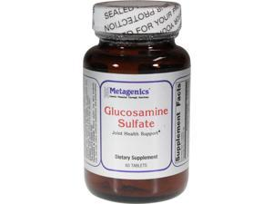 Metagenics, Glucosamine Sulfate 60 Tablets