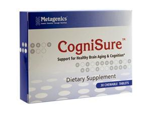Metagenics, CogniSure 30 Chewable Tablets