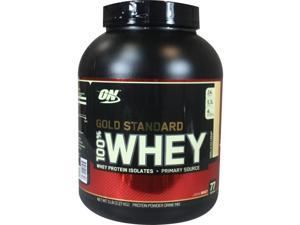 100% Whey Protein, Vanilla Ice Cream, 5 lbs, From Optimum Nutrition