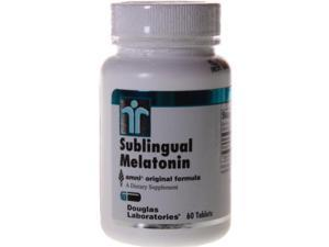 Douglas Labs, Sublingual Melatonin 1 mg 60 Tablets