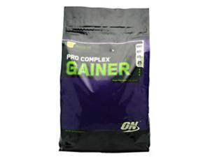 Pro Complex Gainer, Vanilla Custared, 10.16 lbs, From Optimum Nutrition