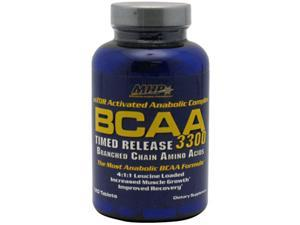 BCAA 3300, 120 Capsules, From MHP