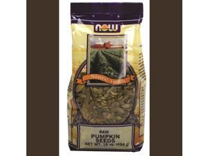 Now Foods, Raw Pumpkin Seeds 16 oz