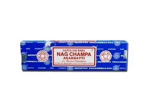 Sai Baba, Nag Champa Agarbatti Incense 100 Grams