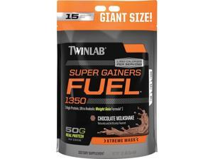 Super Gainers Fuel-Chocolate - Twinlab, Inc - 12 Lb - Powder