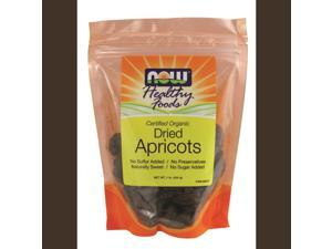 Now Foods, Organic Dried Apricots 1 lb