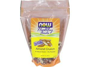 Now Foods, Crunchy Clusters Almond 9 oz