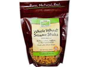 Whole Wheat Sesame Sticks 9 oz