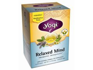 Yogi, Relaxed Mind 16 Tea Bags