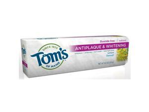 Toothpaste Tartar Control/Whitening Fennel - Tom's Of Maine - 5.5 oz - Paste