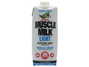 Cytosport Mm Rtd's Light, Vanilla,17-fl oz, 12-Count