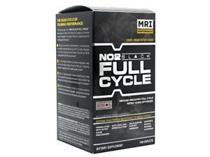 MRI, NO2 Black Full Cycle 150 Caplets