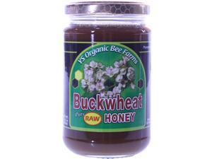 Y.S. Organic Bee Farms, Raw Buckwheat Honey 13.5 oz