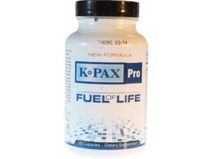 Ortho Molecular Products, K Pax Pro Fuel of Life 120 Capsules