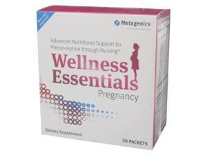 Metagenics, Wellness Essentials Pregnancy 30 Packets