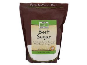 Now Foods, Beet Sugar 3 lbs