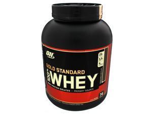 100% Whey Protein  Gold Standard- Chocolate - Optimum Nutrition - 5 lbs - Powder