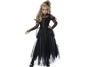 Dark Princess Child Vampire Costume