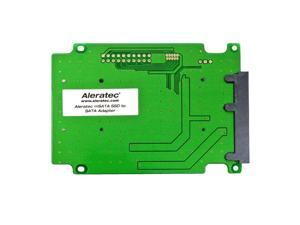 Aleratec Mini PCIe mSATA to SATA SSD Adapter