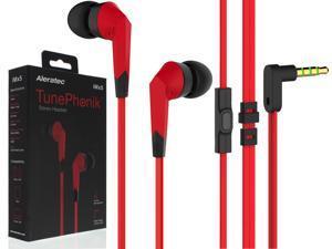 Aleratec TunePhonik iMx5 In-Ear Headphone Premium Headset with Hands-free Inline Mic
