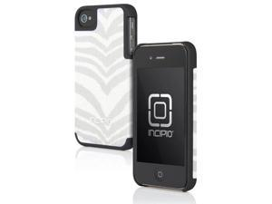 iPhone 4S Canvas Feather Case By INCIPIO - Tiger Snow