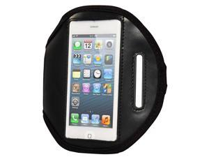Newest Apple® iPhone® 5 5G Sport Armband Gym Band Exercise Pouch Case Cover - AT&T / Verizon