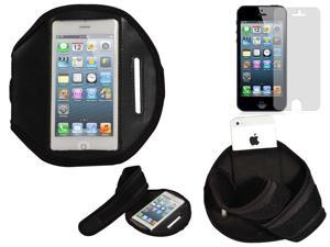 Brand New Sport Gym Armband Pouch Case Cover w/ LCD Screen Flim Protection for iPhone® 5G 6th Generation