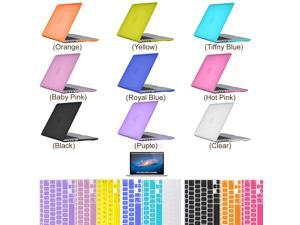 "For Macbook Pro 15"" Retina_Rubberized Matte Hard Case Cover Mac Book A1398 15.4"" w/ Free Keyboard Skin + Screen - New"