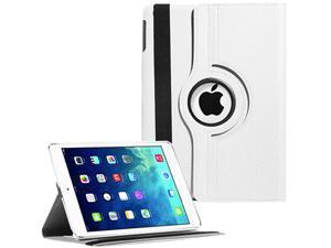 "Best iPad Cases Series Apple iPad Air 360 Degree Rotating PU Leather Stand Leather Case iPad Air 5 Retina Display 9.7"" 2013 ..."