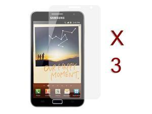 For Samsung Galaxy Note GT-N7000 i9220 - Anti-Glare 3pcs Screen Film Protector - Bundle Pack