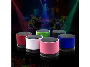 Wireless Bluetooth Hifi Speaker Mini Portable Bass TF Slot Handfree Stereo Mic - 6 Colors Available