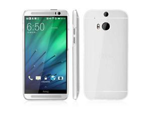SmackTom™ Crystal Transparent Hard Skin Case for HTC One M8 [New]